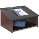 Safco Table Top Lectern, 18.50