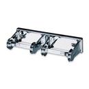 San Jamar Locking Bath Tissue Dispenser, Roll - 2.8
