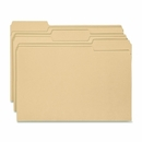 Smead 10338 Manila File Folders with Antimicrobial Product Protection