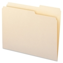 Smead 10385 Manila File Folders, Letter - 8.50