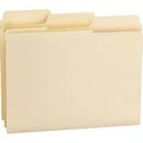 Smead 10395 Manila SuperTab Folders with Oversized Reinforced Tabs