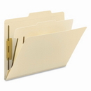 Smead 13700 Manila Classification File Folders, Letter - 8.50