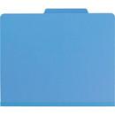 Smead 13701 Blue Classification File Folders, Letter - 8.50