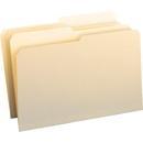 Smead 15320 Manila File Folders, Legal - 8.50
