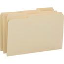 Smead 15434 Manila File Folders with Reinforced Tab