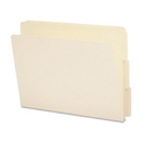 Smead 24130 Manila End Tab File Folders, Letter - 8.50