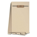 Smead 35650 Manila Folder Dividers with Fastener, Legal - 8.50