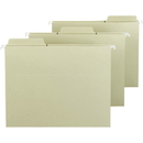Smead 64082 Moss FasTab Hanging Folders, Letter - 11.75