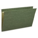 Smead 64110 Standard Green Hanging File Folders, Legal - 8.50