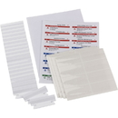 Smead 64905 Viewables Labeling System for Hanging Folders, 25 / Box