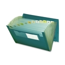 Smead 70878 Green Poly Ultracolor Expanding Files, 9.25