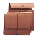 Smead 71105 Redrope Expanding Wallets with Elastic Cord, Letter - 8.50