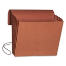 Smead 71109 Redrope Expanding Wallets with Elastic Cord, 9.50