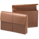 Smead 71356 Leather-Like Expanding Wallets with Elastic Cord, 10