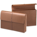 Smead 71456 Leather-Like Expanding Wallets with Elastic Cord, 10