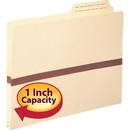Smead 75487 Manila File Pockets, Letter - 8.50