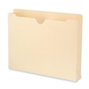 Smead 75603 Manila Reinforced Top Tab Jackets with Antimicrobial Product Protection, Letter - 8.50