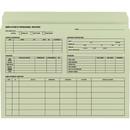 Smead 77000 Moss Employee Record File Folders, Letter - 8.50