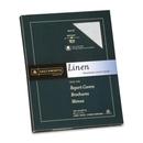 Southworth 25% Cotton Linen Business Cover Stock, Letter - 8.50
