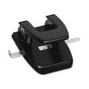 Sparco Heavy-duty Hole Punch, 2 Punch Head(s) - 30 Sheet Capacity - 1/4
