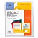 Sparco Transparent Portfolio, Letter - 8.50