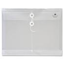 Sparco String-A-Long Poly-Hide Envelope, Letter - 8.50