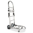 Sparco Portable Platform Luggage Cart, 200 lb CapacitySteel - 14.5