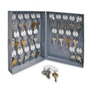 Sparco All-Steel Hook Design Key Cabinet, 10