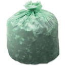 Stout EcoSafe Compostable Trash Bags, 13 gal - 24