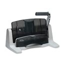 Swingline LightTouch Three-Hole Punch, 3 Punch Head(s) - 40 Sheet Capacity - 9/32