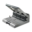 Swingline Three-Hole Punch, 3 Punch Head(s) - 160 Sheet Capacity - 9/32