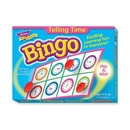 Trend Telling Time Bingo Game, Theme/Subject: Learning - Skill Learning: Time, Language