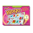 Trend Fractions Bingo Game, Game - 10-13 Year