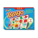 Trend U. S. A. Bingo Game, Game - 8-13 Year