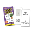 Trend Skill Home Words Flash Cards, Trend Skill Home Words Flash Cards