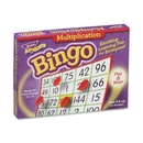 Trend T6135 Multiplication Bingo Learning Game, Theme/Subject: Learning - Skill Learning: Mathematics