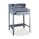 Tennsco Open Style Forman's Desk, Rectangle - 39