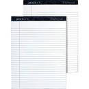 TOPS Docket Diamond Legal Rule Notepad, 50 Sheet - 24 lb - 8.50