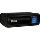 Tripp Lite OmniSmart 650 VA Digital UPS, 650 VA/350 W - 3 Minute - 4 x NEMA 5-15R - , 4 x NEMA 5-15R - Brownout