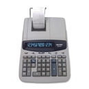Victor 15706 Heavy-Duty Printing Calculator, 14 Character(s) - Fluorescent - Power Adapter Powered - 2.8