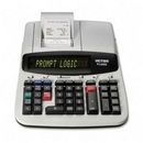 Victor PL8000 Thermal Printing Calculator, 14 Character(s) - LCD - AC Supply Powered - 3.5