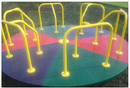 SportsPlay 301-146M Multi-color 10' Merry Go Round