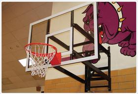 SportsPlay 532-659 Wall Mount Basketball Set