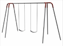 SportsPlay 581-230-8 Modern Tripod Swing - 8 foot, 2 seat