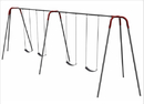 SportsPlay 581-430 Modern Tripod Swing - 10 foot, 4 seat
