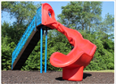 SportsPlay 902-310 Independent 8' Slide