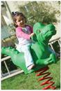 SportsPlay 902-774 Dino Spring Rider