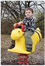 SportsPlay 902-785 Bumble Bee Spring Rider