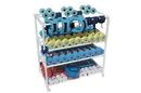 Sprint Aquatics 1005 Aerobic Equipment Rack Large