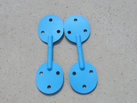 Sprint Aquatics 701 Exercise Paddles